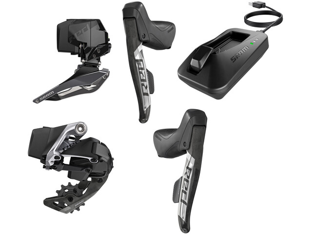 SRAM RED eTap AXS Road D1 Road Kit 2x12-växlar black